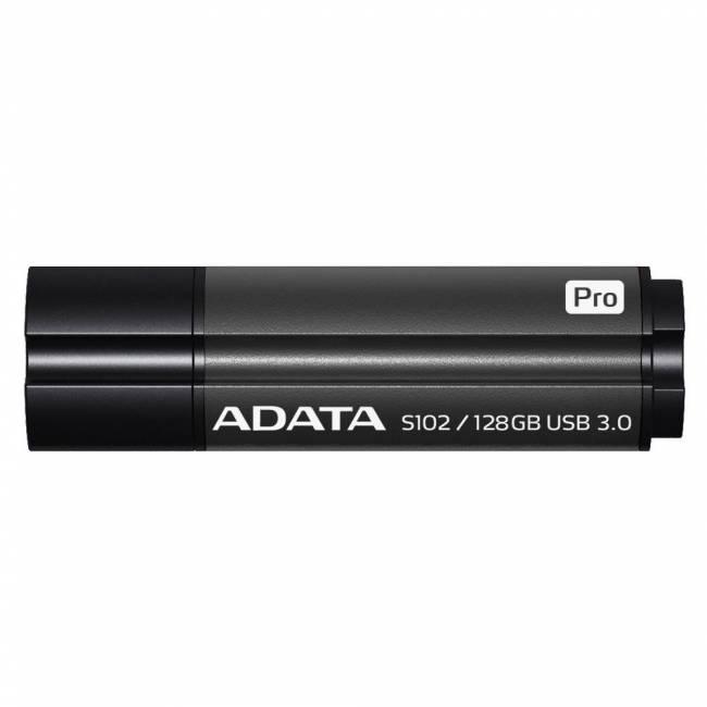 128GB Flash Drive S102P USB3.2 Titanium Gray