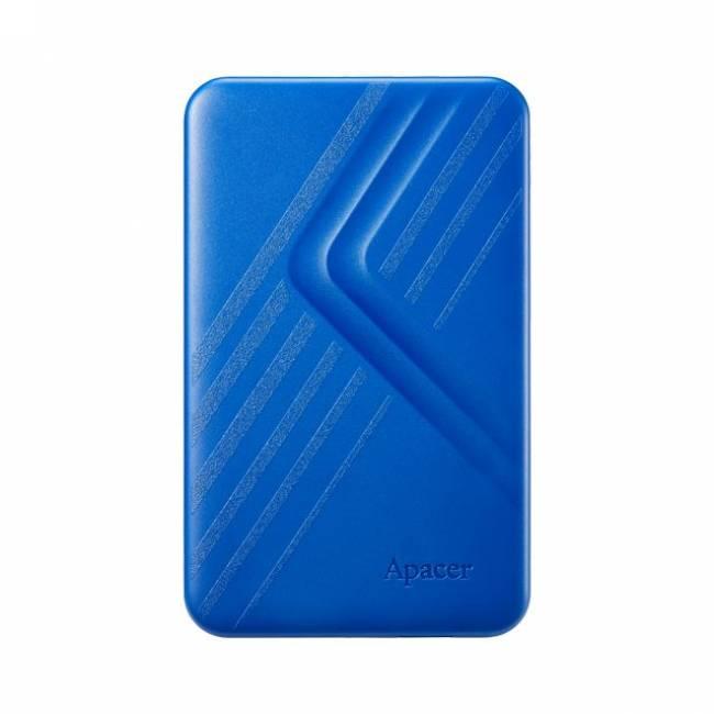 """1TB 2,5"""" USB3.2 AC236 Blue"""