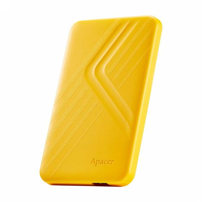 "1TB 2,5"" USB3.2 AC236 Yellow"