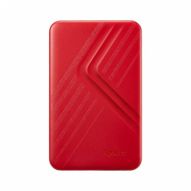 "2TB 2,5"" USB3.2 AC236 Red"