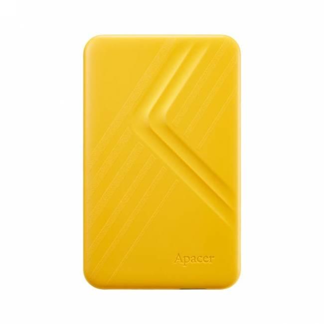"2TB 2,5"" USB3.2 AC236 Yellow"