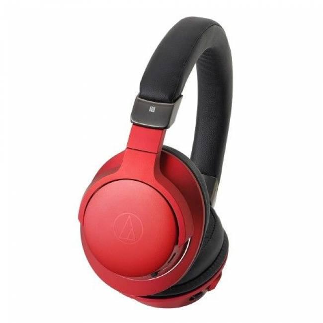 ATH-AR5BTRD Bluetooth Headset Red