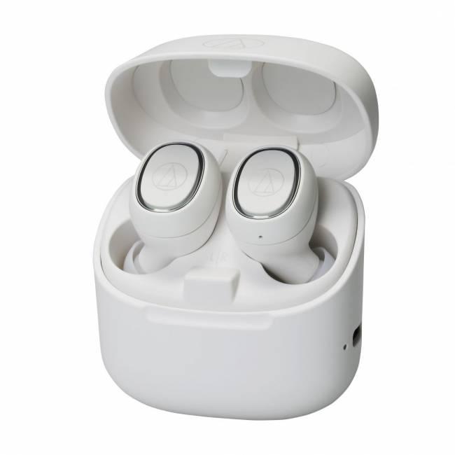 ATH-CK3TWWH Wireless Bluetooth Headset White