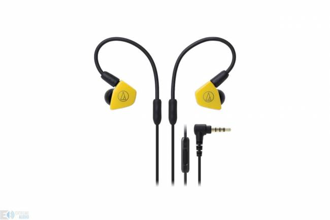 ATH-LS50ISYL Headset Yellow