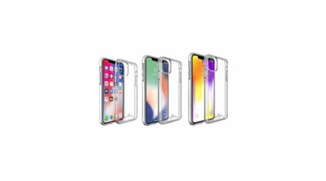 "BH1050 Acryl tok Iphone 2019 5,8"" Transparent"
