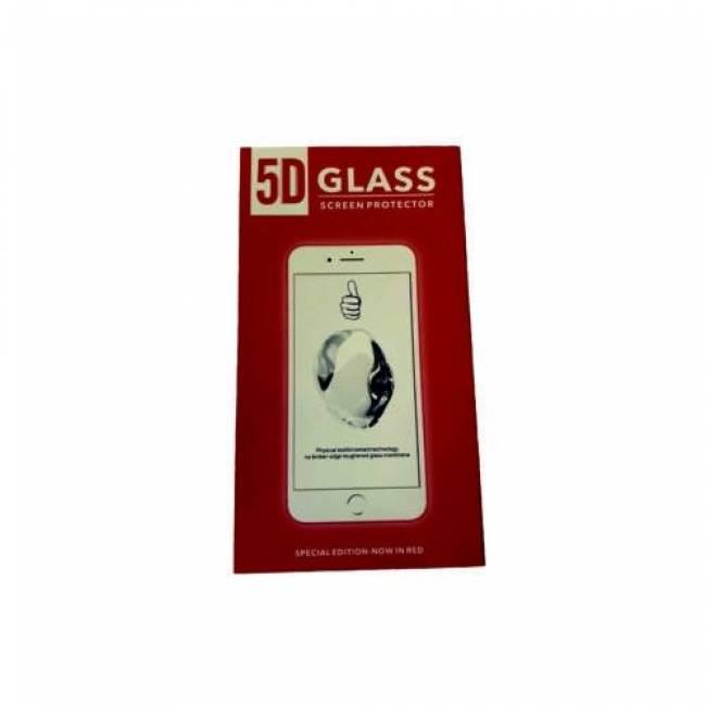 BH149 Képernyővédő üveglap 5D - iPhone 7+ fekete