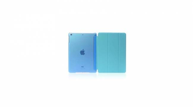 BH561 Ipad tok előlappal Air2/PRO 9,7 Blue