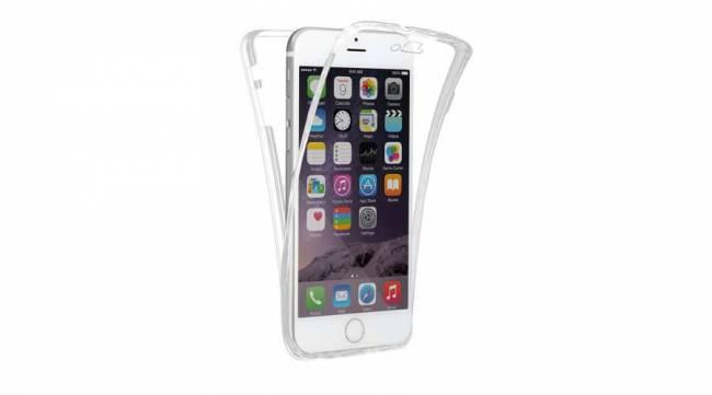 BH791 360 Szilikon tok Iphone 8