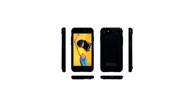 BH942 Armour 6 iPhone 6 készülékhez Fekete