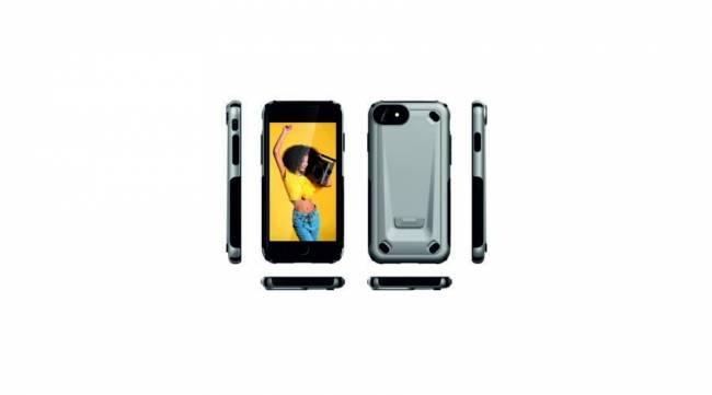 BH943 Armour 6 iPhone 6 készülékhez Ezüst
