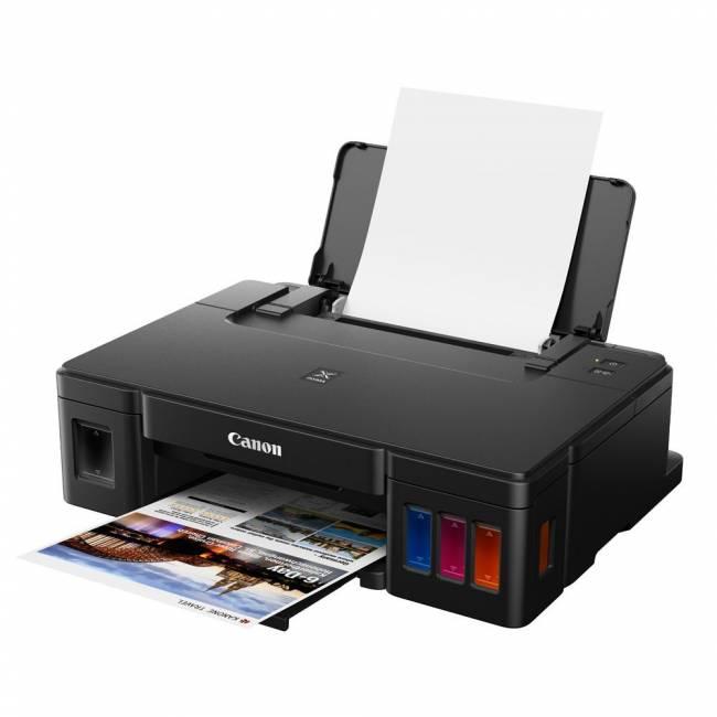 G3411 PIXMA wireless tintasugaras nyomtató/másoló/síkágyas scanner
