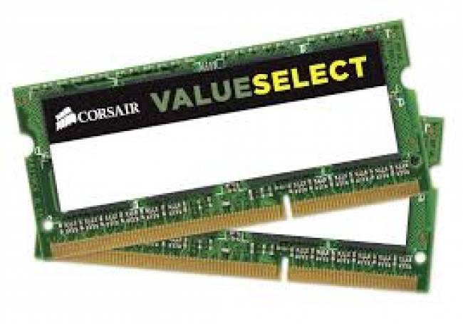 16GB DDR3L 1600MHz Kit (2x8GB) SODIMM