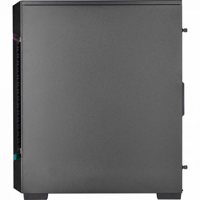 iCUE 220T RGB Airflow Tempered Glass Black