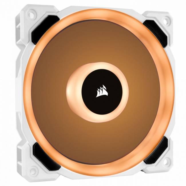 LL120 RGB 120mm Dual Light Loop White RGB LED PWM Fan - Single Pack