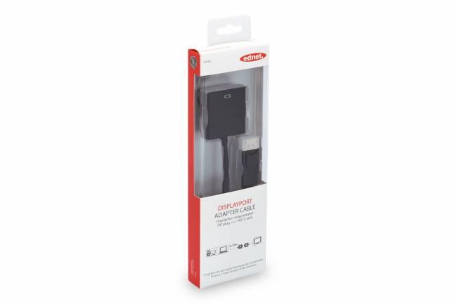 DisplayPort adapter cable, DP - HD15