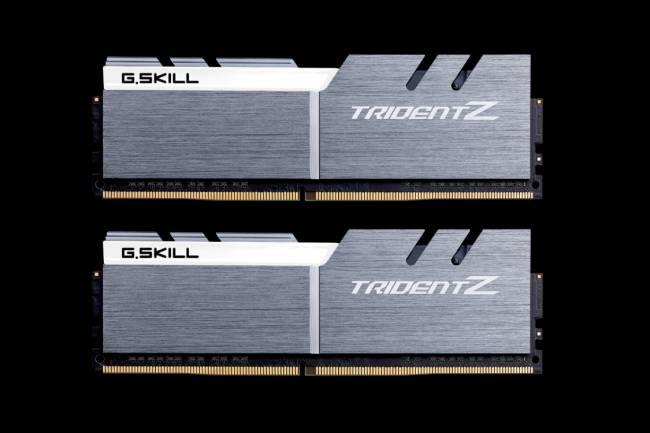 32GB DDR4 3200MHz Kit (2x16GB) TridentZ White