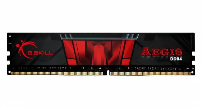 16GB DDR4 3200MHz Kit (2x8GB) Aegis Black