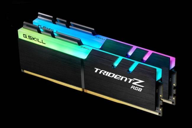 16GB DDR4 4600MHz Kit(2x8GB) TridentZ RGB