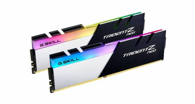 32GB DDR4 3600MHz Kit(2x16GB) TridentZ Neo (for AMD)