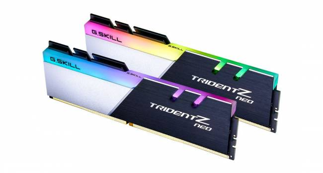 64GB DDR4 3200MHz Kit(2x32GB) TridentZ Neo (for AMD)