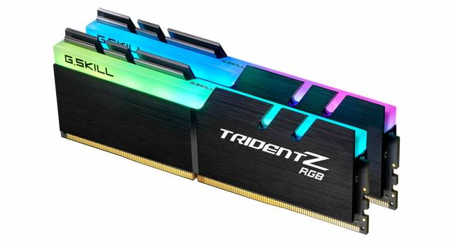 64GB DDR4 4000MHz Kit(2x32GB) TridentZ RGB
