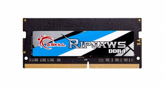8GB DDR4 3200MHz Ripjaws SODIMM
