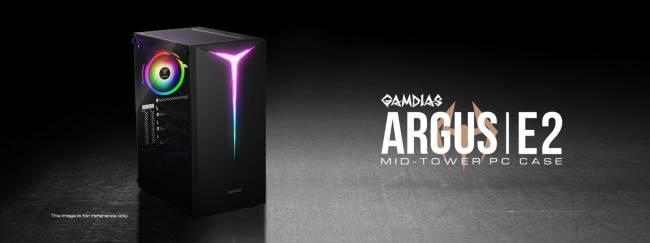 Argus E2 Window Black