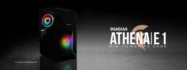 Athena E1 Window Black