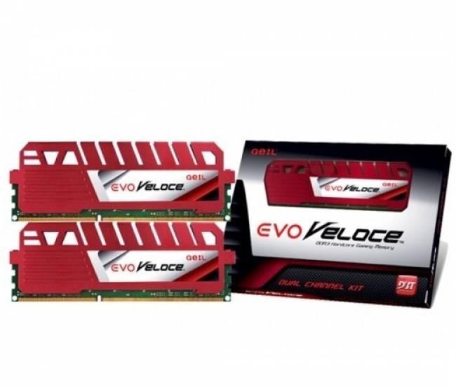 8GB DDR3 1600MHz Evo Veloce Kit2 (2x4GB)