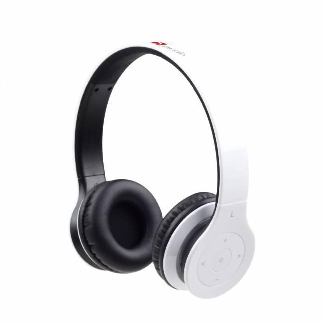 Berlin Bluetooth Stereo Headset White
