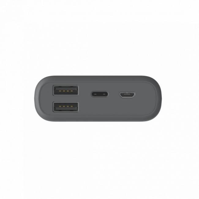 Supreme 10HD Power Pack 10000mAh Powerbank Grey