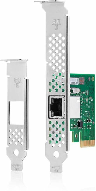 Intel Ethernet I210-T1 GbE NIC PCIe x1 + Low Profile Bracket