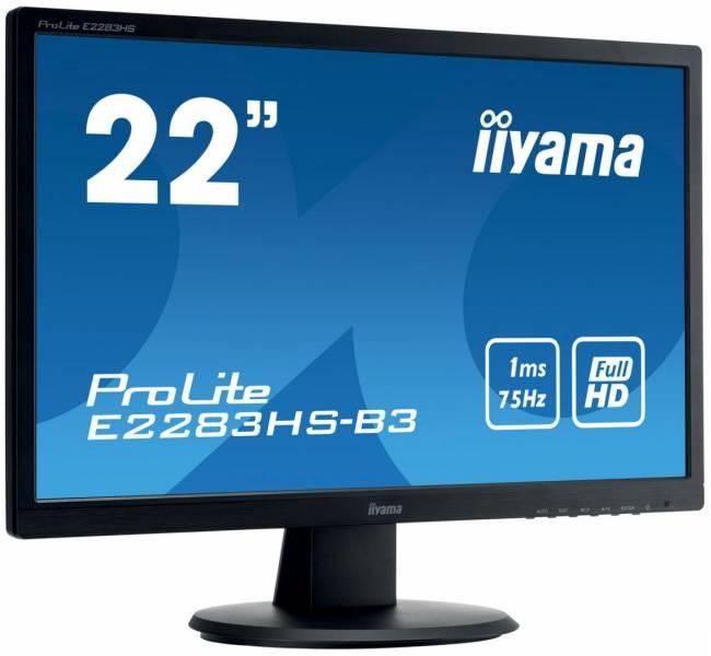 """21,5"""" ProLite E2283HS-B3 LED"""