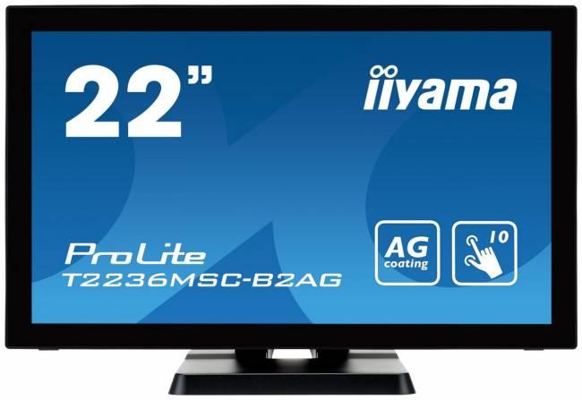 """22"""" ProLite T2236MSC-B2AG LED"""