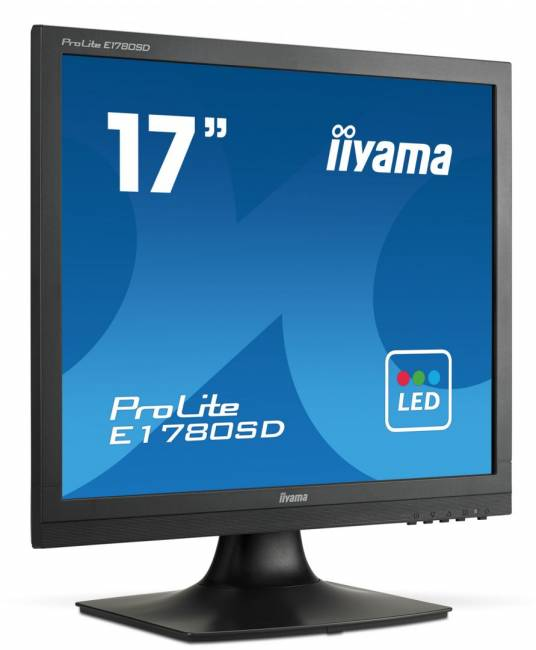 "17"" ProLite E1780SD-B1 LED"