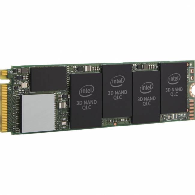 1TB M.2 2280 NVMe 660p Series Retail Box 10 Pack SSDPEKNW010T8XT
