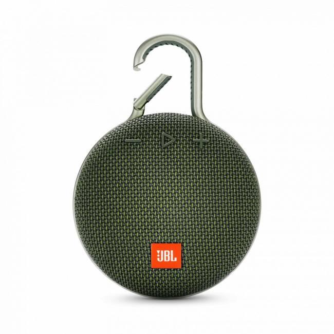 Clip3 Bluetooth Speaker Green