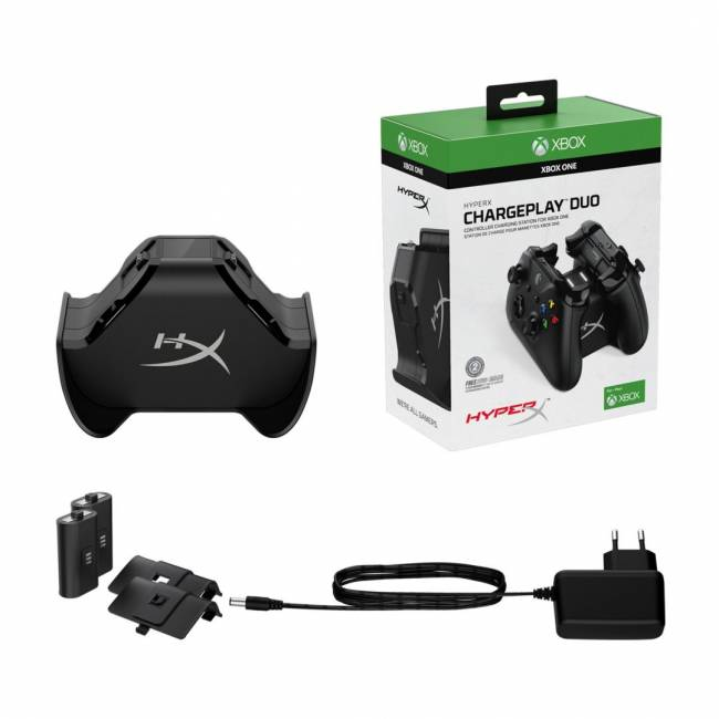 HyperX ChargePlay Duo Xbox One