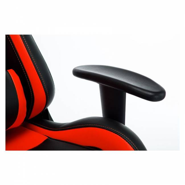 LC-GC-600BR Gaming Chair Black/Red