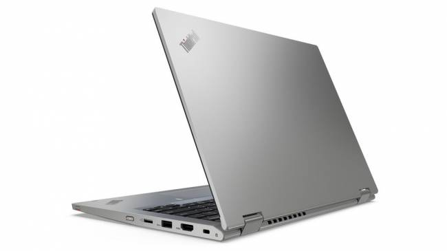 ThinkPad L13 Yoga Silver