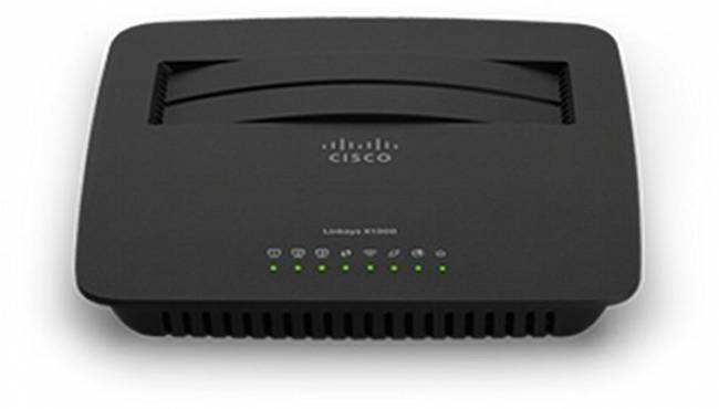 X1000 Wireless 300Mbps ADSL2+ Annex-B Gateway
