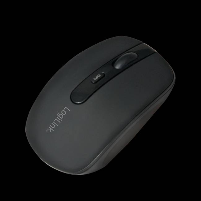 ID0078A Optical Bluetooth Mouse Black