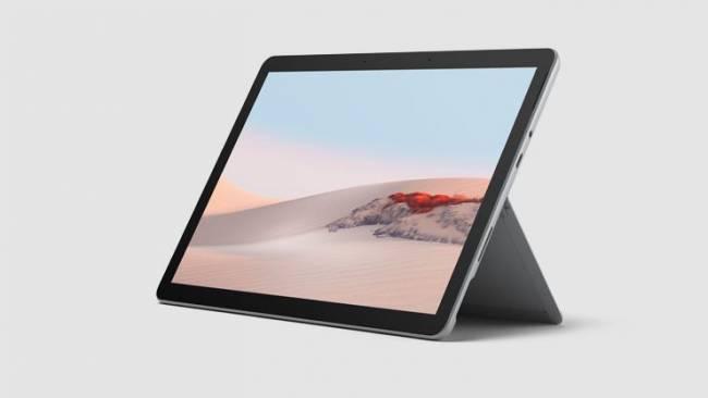"Surface Go 2 10,5"" 128GB Wi-Fi LTE Platinum"