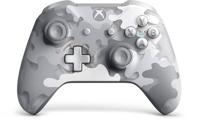 Xbox One Wireless Controller Arctic Camo
