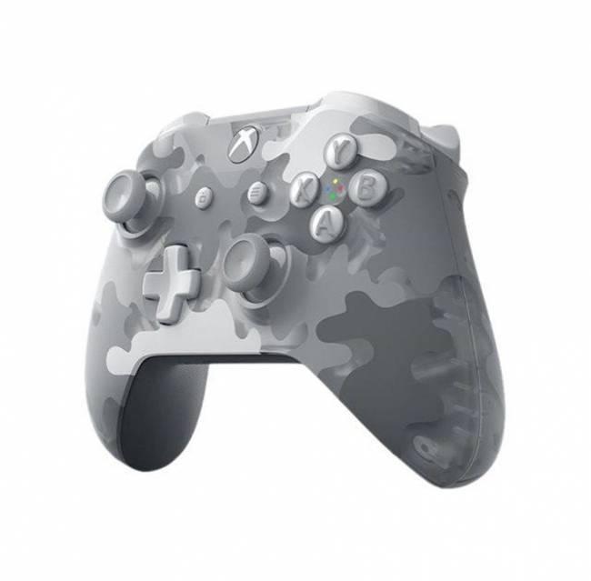 Xbox One Wireless Controller Arctic Camo