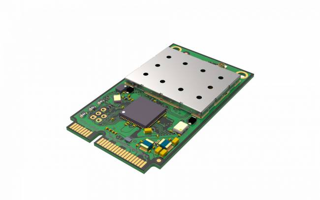 R11e-LoRa8 LoRaWAN concentrator Gateway card in mini PCIe form factor for 863-870 MHz