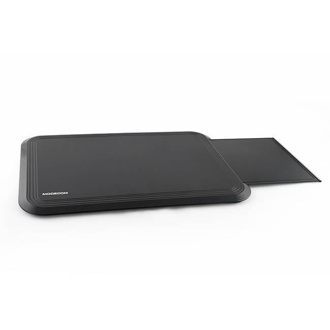 """Go G10 - Notebook Pad 15,6""""-ig (kihúzható egérpad; párnázott alsó rész; Black)"""