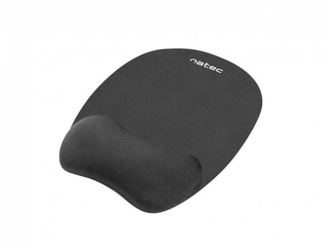Chipmunk Mousepad Black
