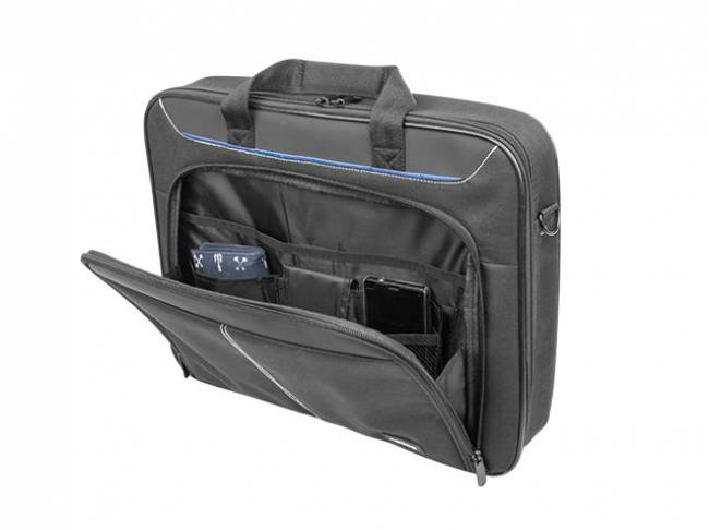 "Doberman Laptop bag 15,6"" Black"
