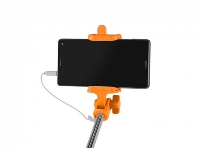 SF-20W Selfie Stick Orange